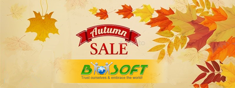 brorsoft-autumn-sale